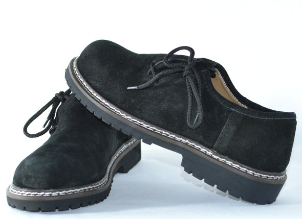 Lederhosen Shoes Black