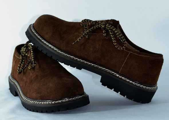 Lederhosen Shoes Brown