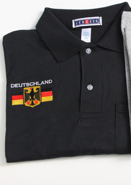 Polo Black Deutschland - Embroidered