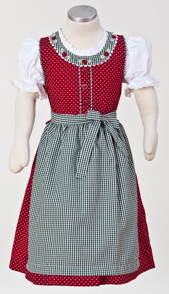 Lucy Red 3pc set