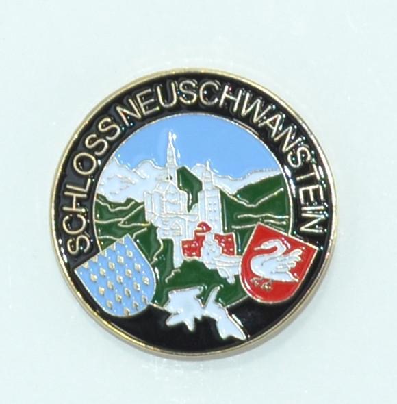 HPD8241 Schloss Neuschwanstein Hat Pin