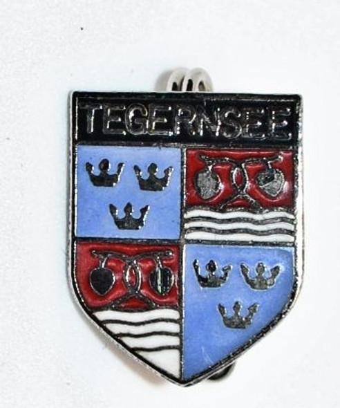 HP8533 TEGERNSEE Crest Hat Pin