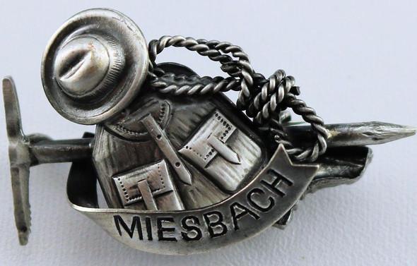 HP8456 Knapsack, Rope, Pick, Hat MIESBACH