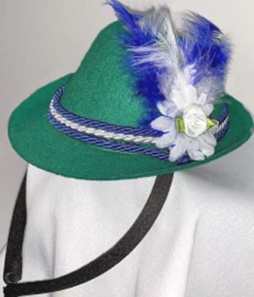 Mini Hat Green