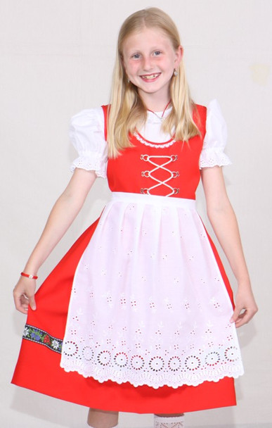 Madeline Red 3PC SET