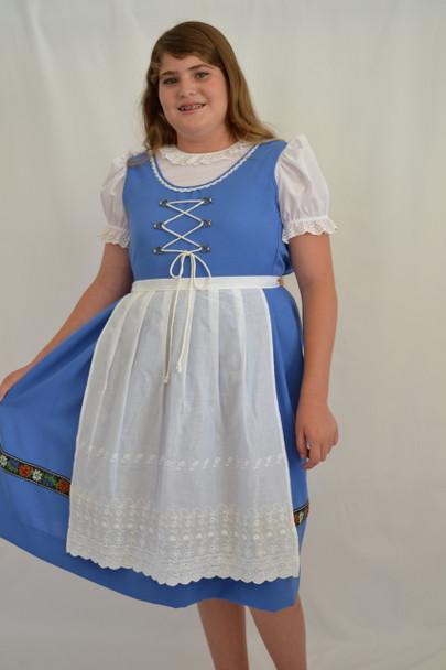 Madeline Bavarian Blue 3PC SET