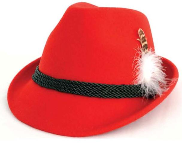 Alpine Red Hat wool