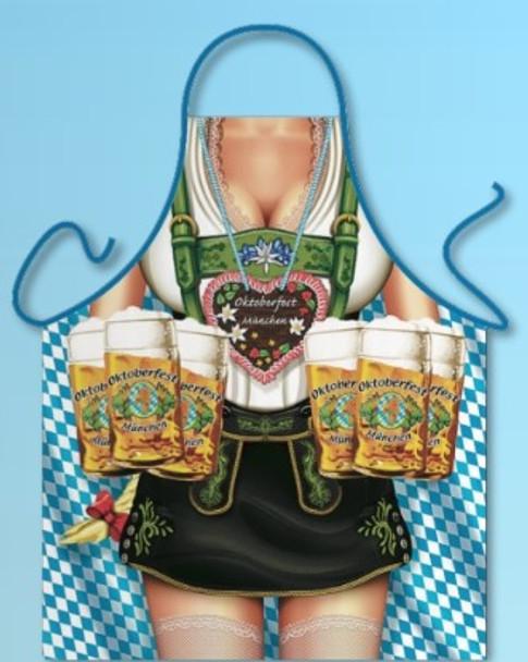 Ladies Oktoberfest Apron (OKT-LADAPR)