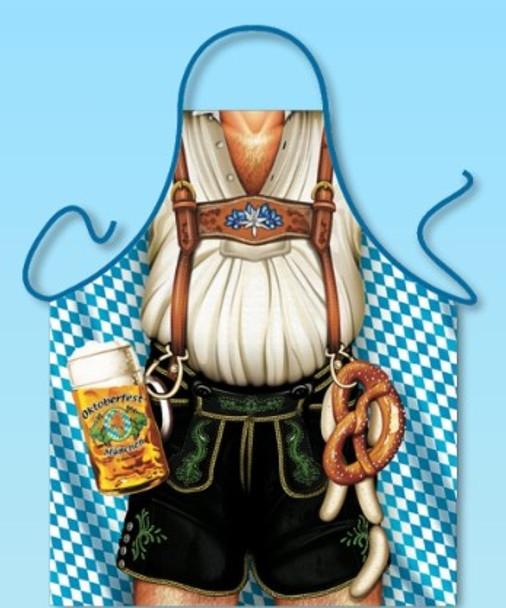 Men's Oktoberfest Apron (OKT-MENAPR)