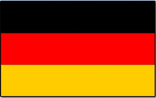 Germany Flag 3'x5'