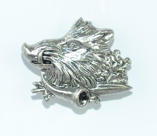 HP8434 Boar Hat Pin