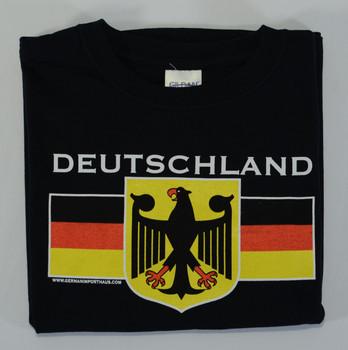 Heidenheim T-Shirt hommes-altdeutsch-tee shirt