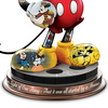 Bradford Exchange Disney Mickey Mouse's Magical Moments Sculpture