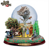 Bradford Exchange The LAND OF OZ Glitter Globe with Motion and Music