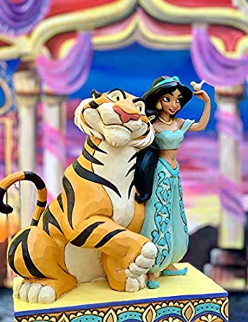 Enesco Jasmine and Rajah Wondrous Wishes in Full Color