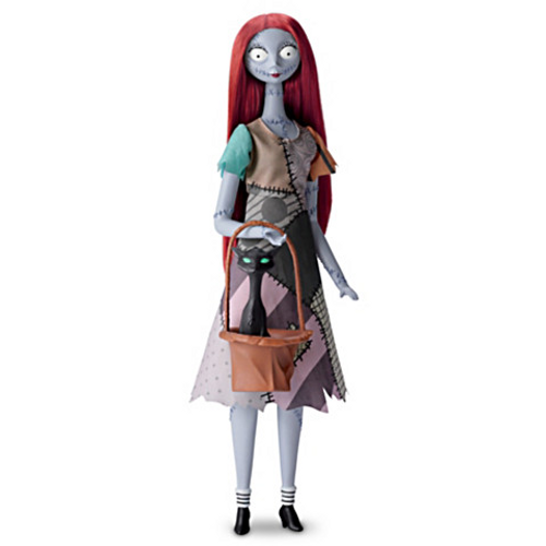 Bradford Exchange Nightmare Before Christmas Collector's Edition Sally