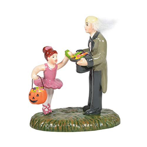 Department 56 Snow Village Halloween Scary Treats for a Sweet Figurine, 3.1 in H