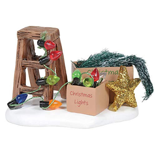 Department 56 Village Collection Accessories Ready to Decorate Figurine 6005507