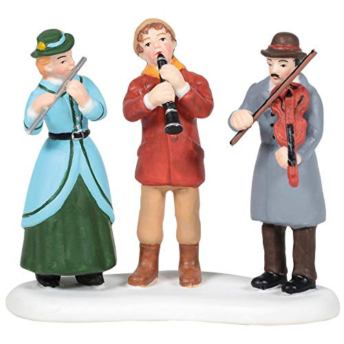Department 56 Village Accessories Christmas Sidewalk Concert 6005506 New in Box