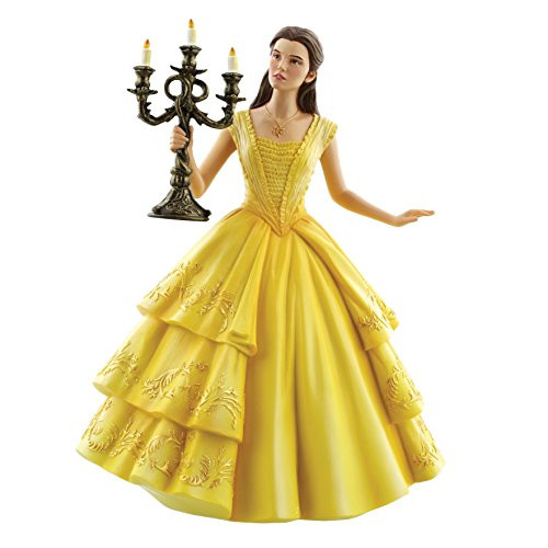 Enesco Disney Showcase Cinematic Moments Beauty and The Beast Live Action Belle