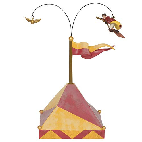 Department56 Harry Potter Village Accessories Chasing The Snitch Figurine