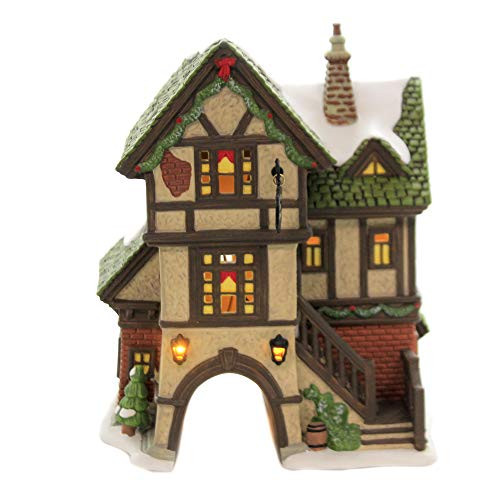 Department 56 Dickens Village The Mulberry Gate House 6005399