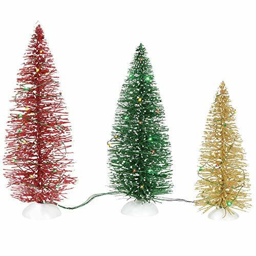 Department 56 Village Collection Accessories Holiday Pines 6005545