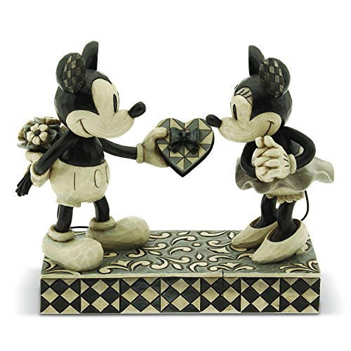Jim Shore Disney Traditions Mickey & Minnie Mouse Real Sweetheart 4009260