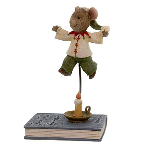 Enesco Tails with Heart Jack Be Nimble Mouse 6005744 New in Box