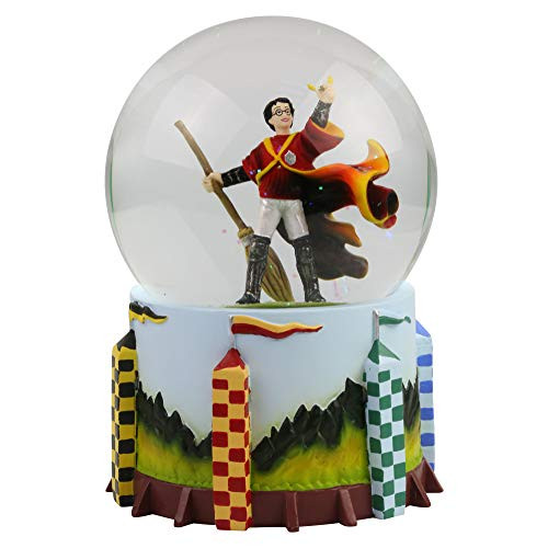 Enesco The Wizarding World of Harry Potter Quidditch Waterglobe Waterball