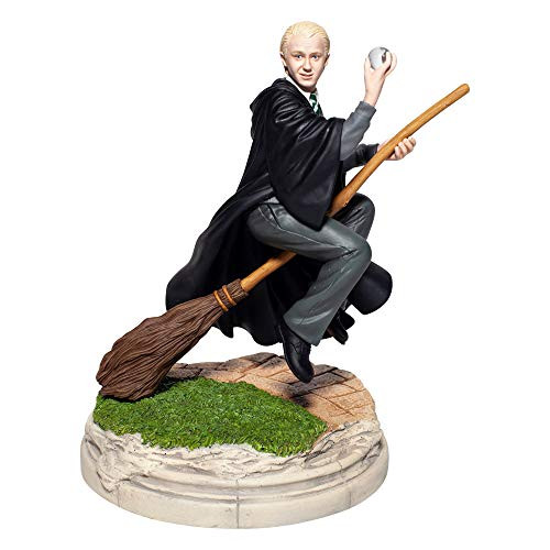 Enesco Wizarding World of Harry Potter Draco Quidditch Year Two 6006825 NIB