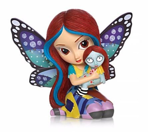 Tim Burton Nightmare Before Christmas Figurine by Jasmine Becket Griffith: Sally by The Hamilton Collection