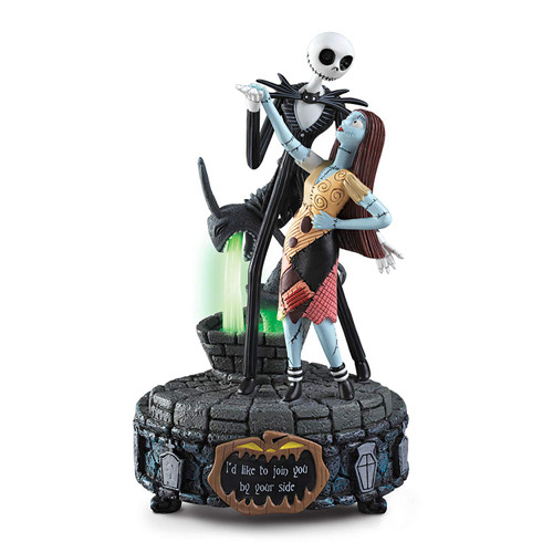 Bradford Exchange Disney Nightmare Before Christmas I'd Like To Join You