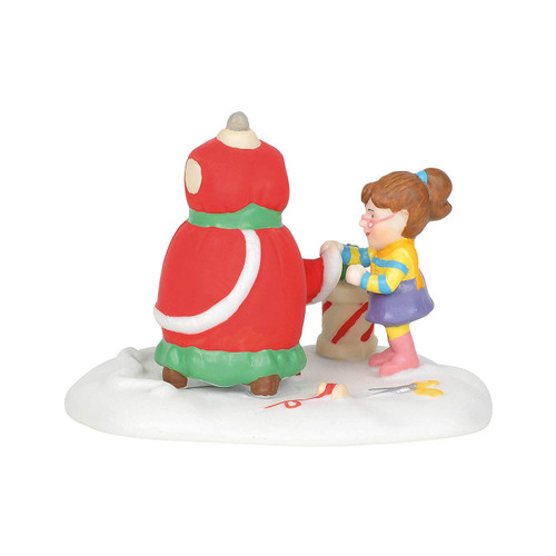 Department 56 North Pole Series She'll Be The Belle of The Bal