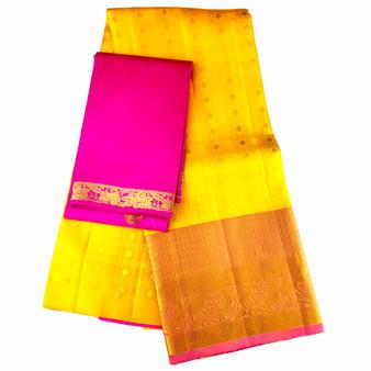 Half - Saree set Kanchipuram