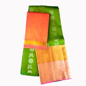 Kanchi- Half Saree set