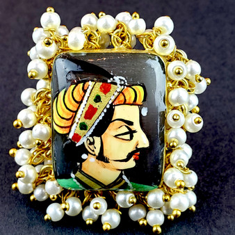 Jaipur Ring LR