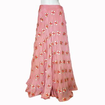 Organza Emb Skirt
