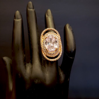 Rose GLD Ring 2c