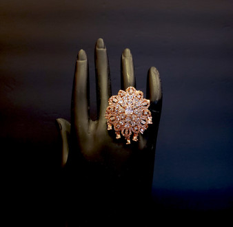 Rose GLD Ring 2d
