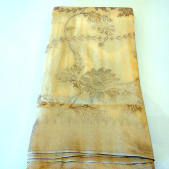 Sabya- Silk Pastel Yel