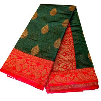 Banarasi Tanchui Jari Black