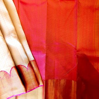 Kanchipuram Silk tb w/p