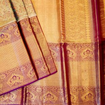 Des Tissue  Kanchipuram PS32