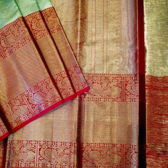Des Tissue  Kanchipuram PS33