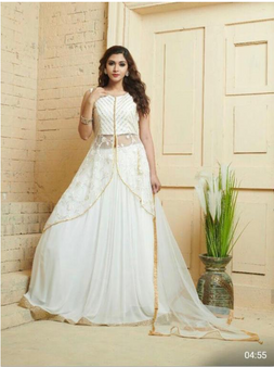 Desi Bridal  lehenga 3684
