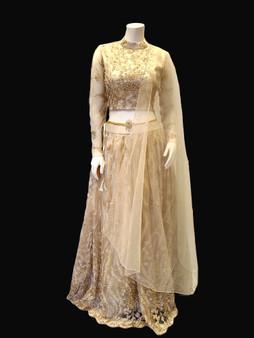 Desi Bridal  lehenga 3569