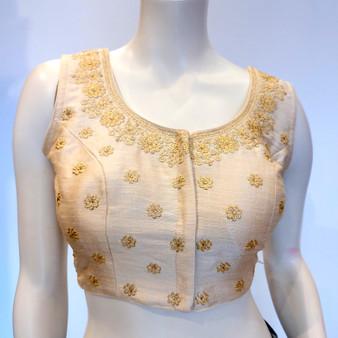 Malavika SL blouse W sleeve