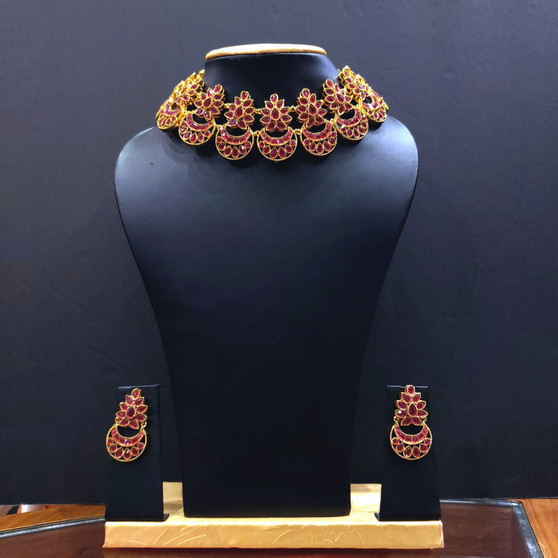 Mughal Necklace set