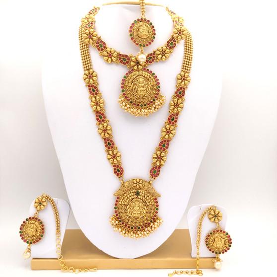 Temple Bridal set